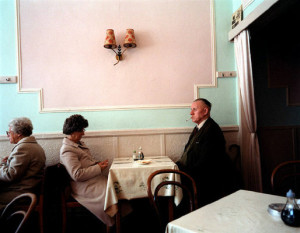 Bored Couples - Martin Parr 1985