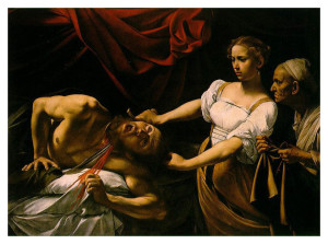 Carravaggio - Judith Beheading Holofernes