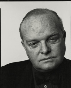 Truman Capote by Richard Avedon
