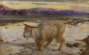 scapegoat-william-holman-hunt