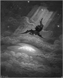 Gustave Dore - Satan falling