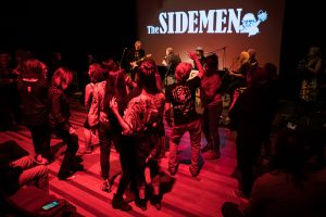Sidemen dancers